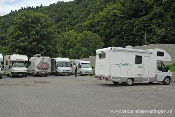 Met de camper naar België: de Ardennen