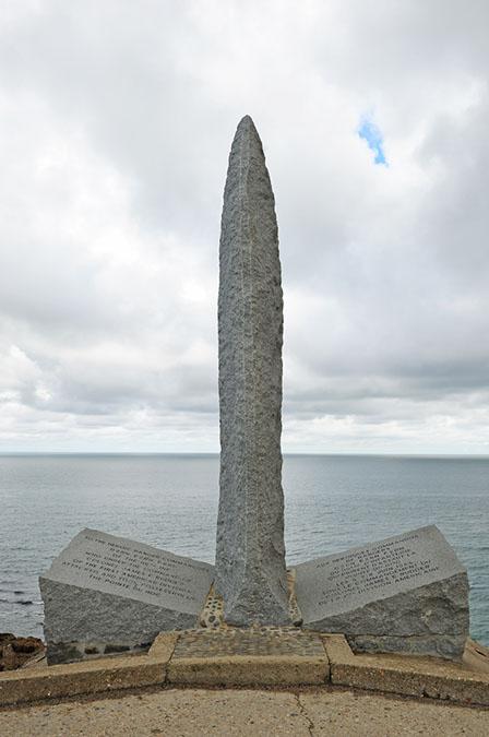 normandie, Pointe du Hoc