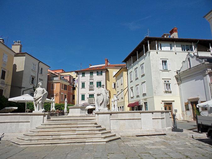 Slovenië - Istrië en het Lago d'Iseo