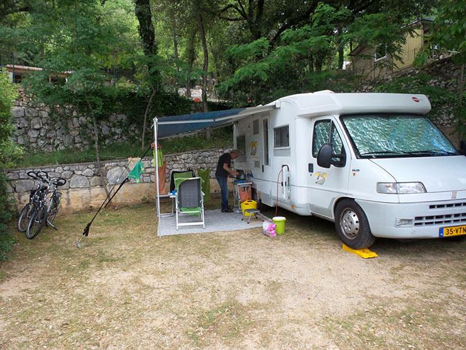 Met de camper naar de Côte d'Azur